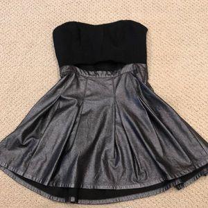 BCBG Cut Out Dress